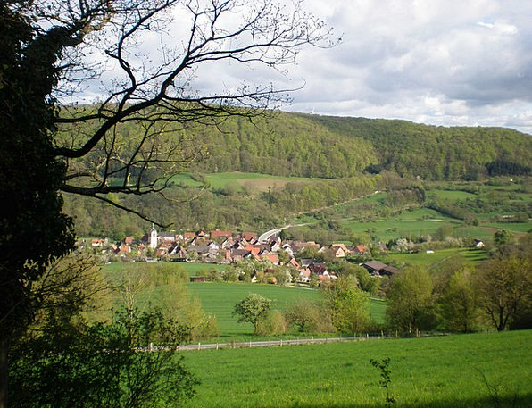 Baechlingen Landscapes Nature Nature Countryside H