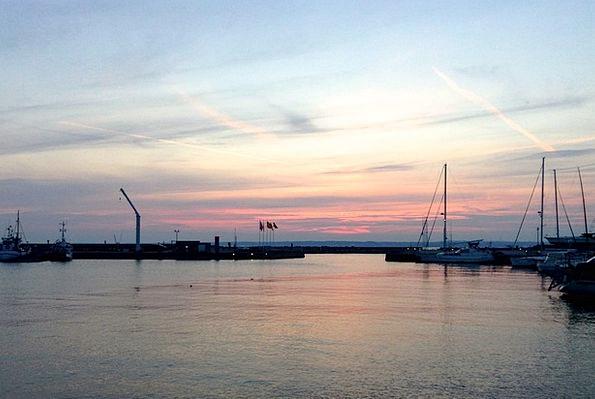 Helsingborg Vacation Travel Boats Ships North Harb