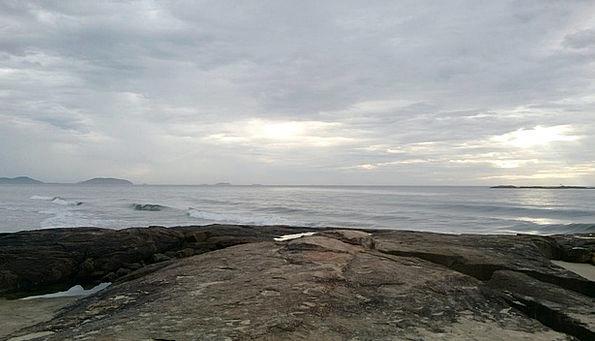 Itapoá Deface Stone Pebble Mar