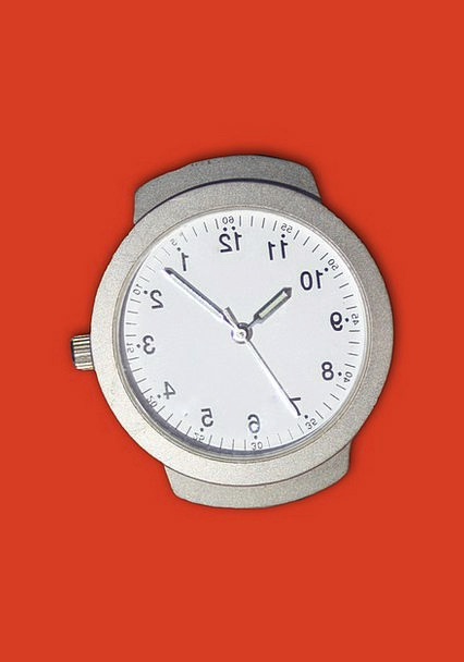 Clock Timepiece Period Stopwatch Time Wrist Watch