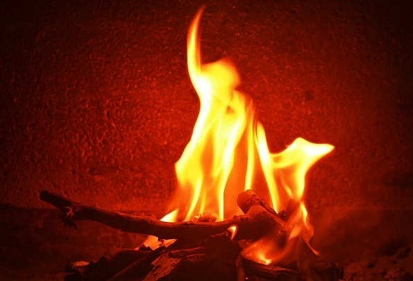 Fire Passion Fires Brand Make Flames Yellow Creamy