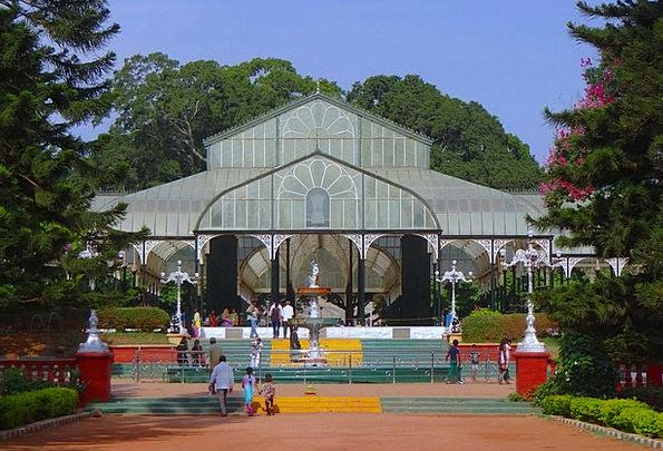 Glass House Green House Arboretum Botanical Garden