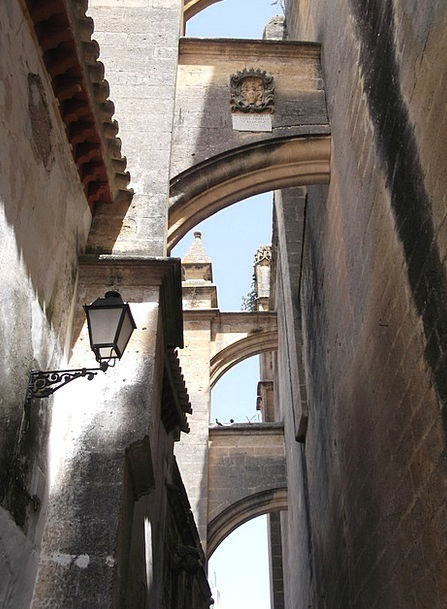 Spain Buildings Architecture Arches Arcs Andalusia
