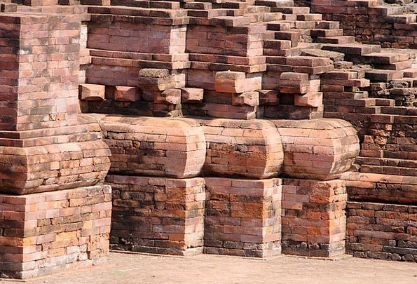 Indonesia Inheritance Candi Heritage Najip Budhist
