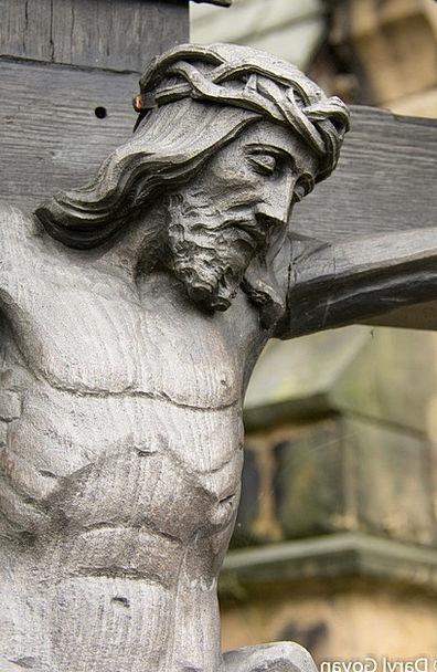 Christ Church Ecclesiastical Jesus Faith Figure Nu