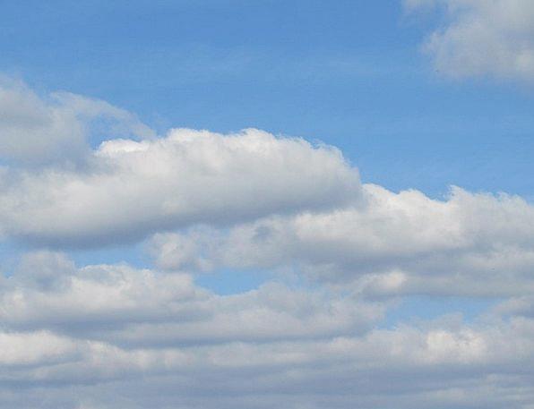 Clouds Vapors Blue Stratocumulus Cloud Sky Weather