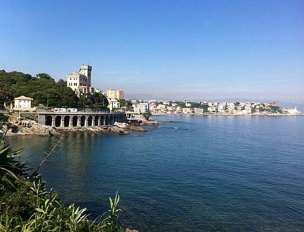 Italy Shore Sea Marine Coast Holiday Break