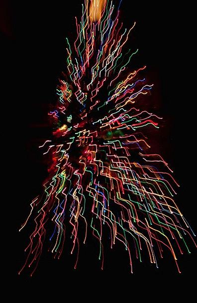 Christmas Tree Decoration Beautification Xmas Ligh