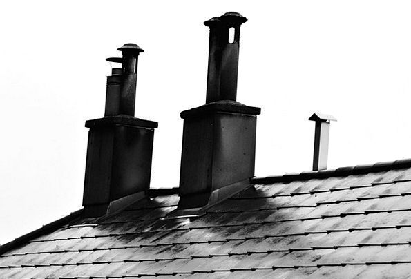 Chimney Funnel Funnels Smoke Stack Chimneys Smoke