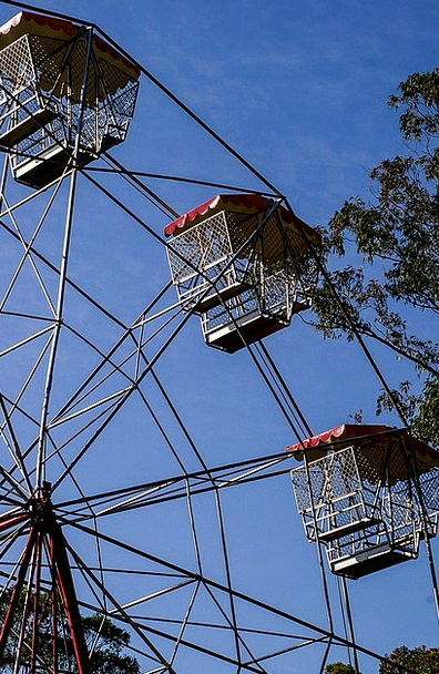 Ferris Wheel Important person Fair Reasonable Big