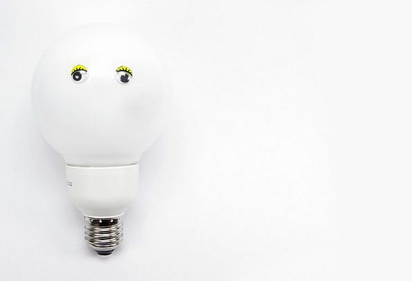 Light Bulb Bulbs Corms Energiesparlampe Energy Lam