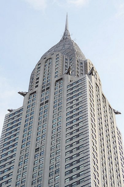 Chrysler Building Buildings Architecture City Urba