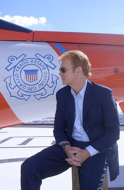 David Caruso Vacation Vessel Travel Coast Guard Sh