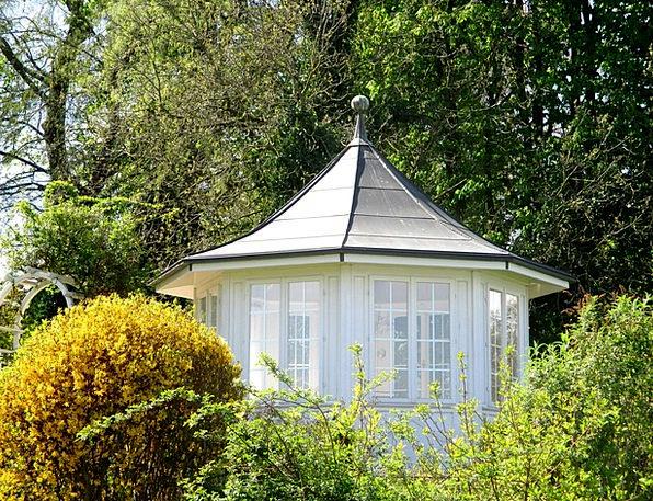 Provides Delivers Rotunda Trees Plants Pavilion Sh
