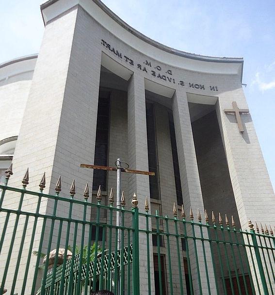 Rio De Janeiro Buildings Urban Architecture Church