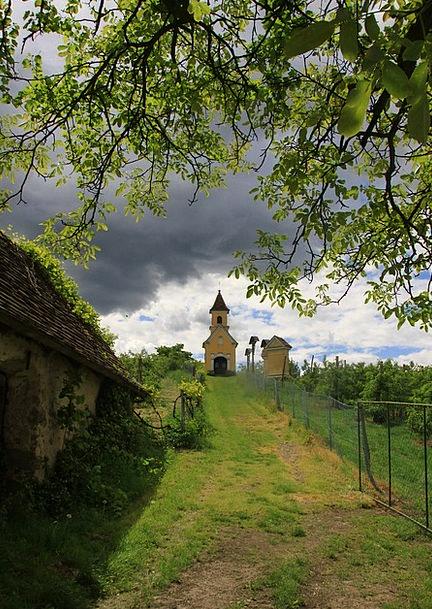 Chapel Sanctuary Landscapes Nature Nature Countrys