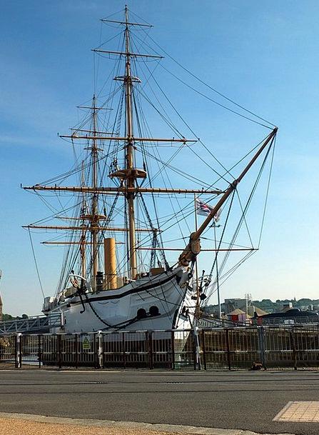 Sailship Vacation Poles Travel Hull Body Masts Fri