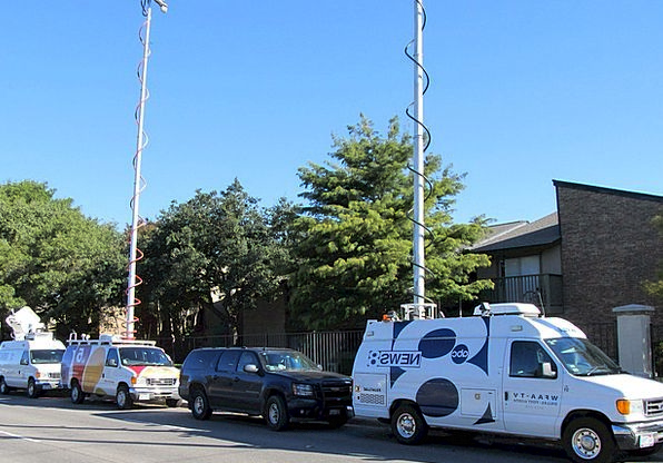 Antenna Feeler Traffic Newscast Transportation Veh