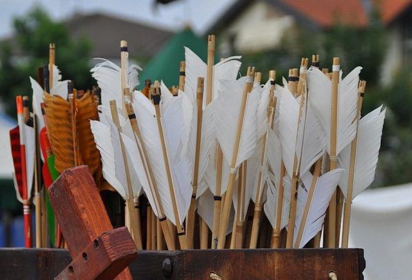 Arrows Missiles Arrow Sacca Dart
