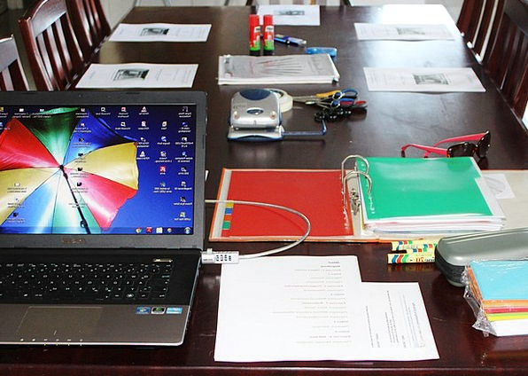 Seminar Meeting Craft Industry Laptop Processor Ak