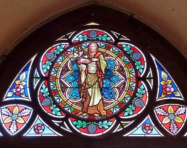 Window Gap Ecclesiastical Church Window Church Bap