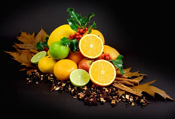 Autumn Drink Reduction Food Fruit Ovary Fall Citru