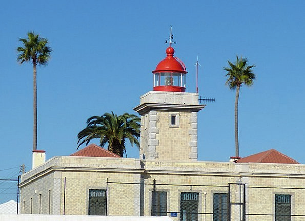 Lighthouse Algarve Portugal Light Bright Coast Pal