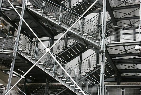 Ladder Ranking Modern Architecture Pompidou Paris