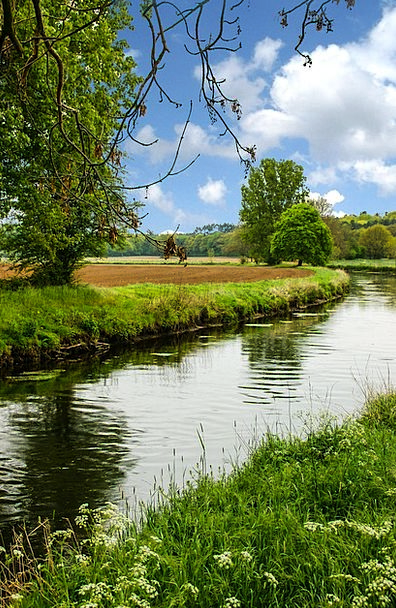 Nature Countryside Landscapes Aquatic Nature Lands