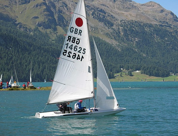 Sailboat Dinghy Travelers Water Aquatic Passengers