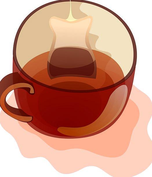 Tea Drink Food Cup Teabag Free Vector Graphics Emp