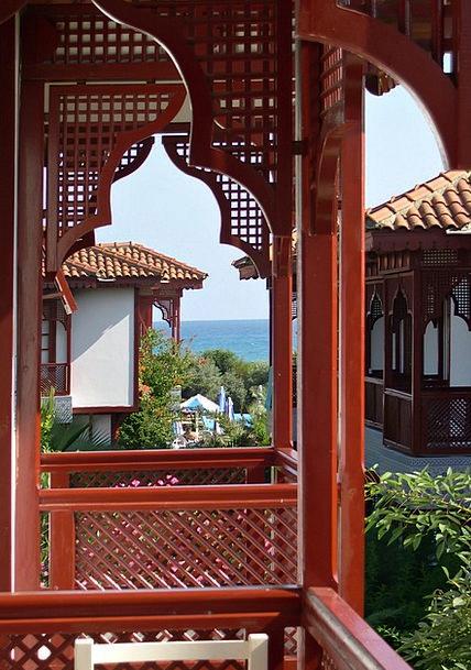 Balcony Circle Vacation Marine Travel Vacation Hol