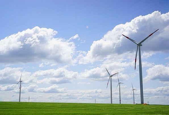 Windräder Wind Power Wind Energy Ecology Energy Vi