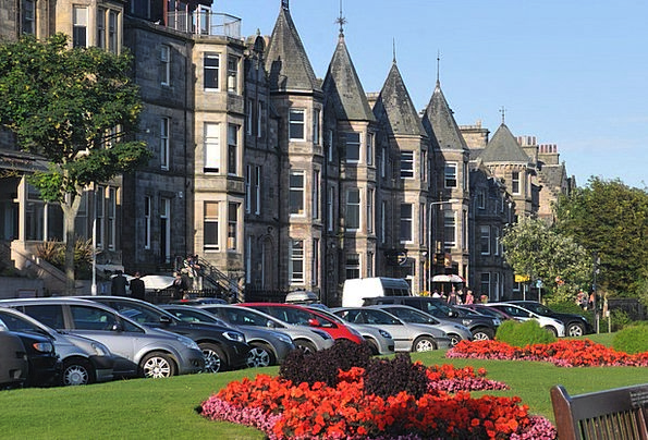 St Andrews Structures Houses Households Buildings