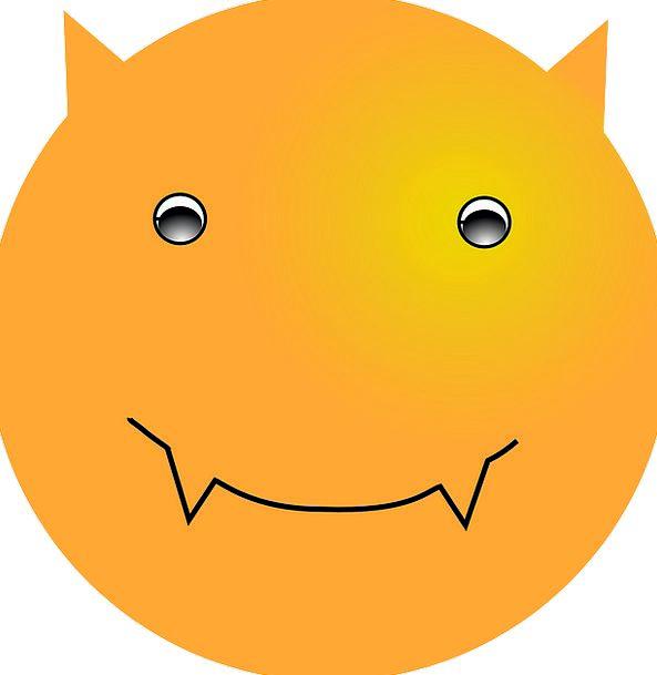 Emoticon Symbol Sign Devilish Horns Sirens Express