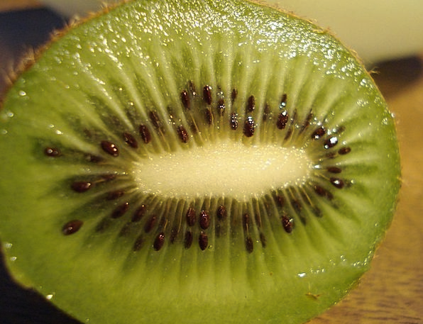 Kiwi Drink Ovary Food Healthy Fit Fruit Nutrition
