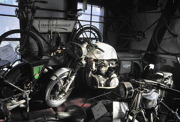 Motorcycle Motorbike Traffic Transportation Museum