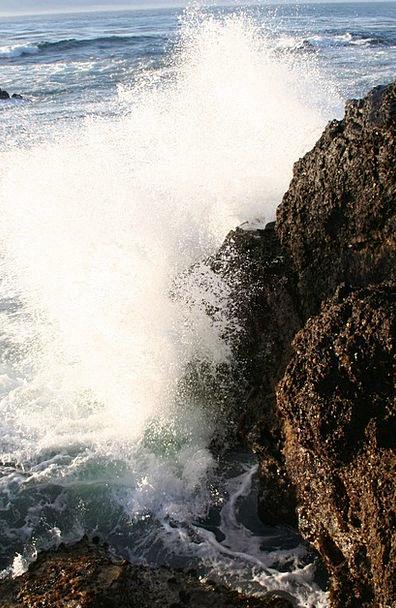 Waves Surfs Vacation Deafening Travel Splash Squel