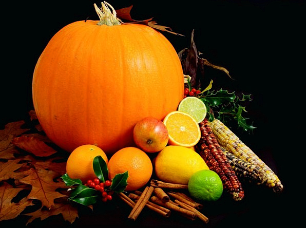 Pumpkin Season Period Halloween Autumn Apple Fall