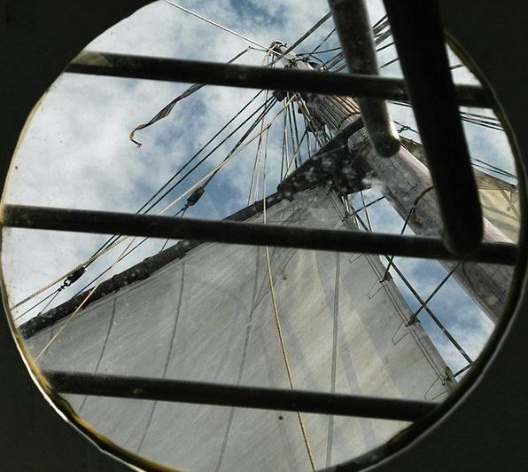 Sail Navigate Vessel Porthole Aperture Ship Holida