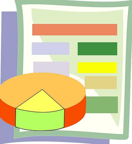 Spreadsheet Worksheet Chart Graph Free Image Repor 1914 spreadsheet, worksheet, chart, diagram, graph, report, bang, theme