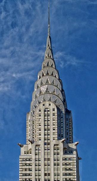 Chrysler Building Buildings Architecture Skyscrape