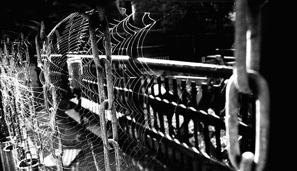 Spiderweb Cable Cobweb Chain Fragile Net Remaining