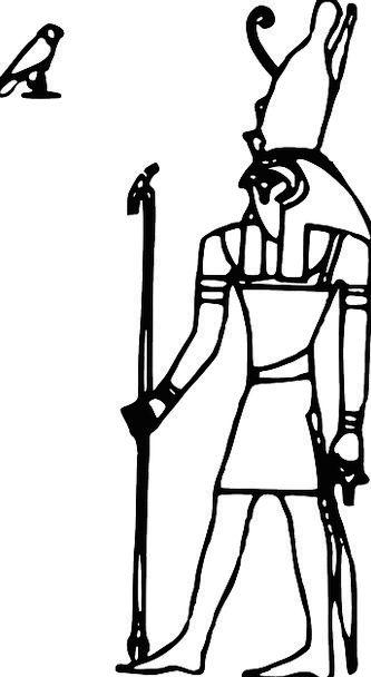 Horus Monuments Predator Places Egyptian Vulture E