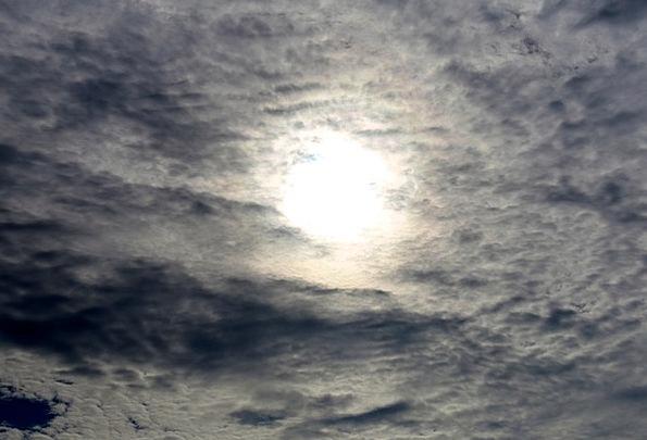 Himmel Mist Evening Twilight Cloud