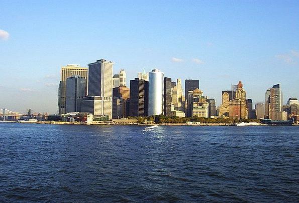 America Buildings Architecture New York Manhattan