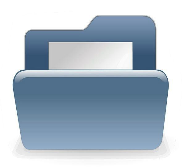 Folder Binder Craft Newspaper Industry Office Work