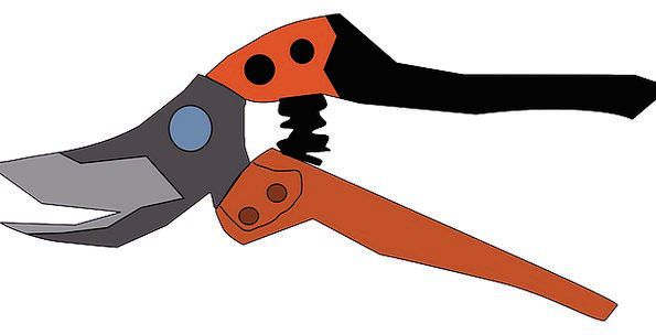 Secateurs Shears Plot Scissors Garden Pruner Tool