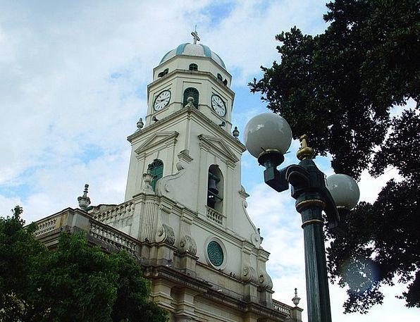 Iglecia Venice Of Antioquia Colombia