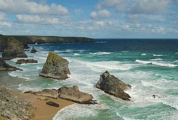 Cornwall Vacation Travel United Kingdom England Be
